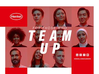Henkel has released a new employer branding campaign.